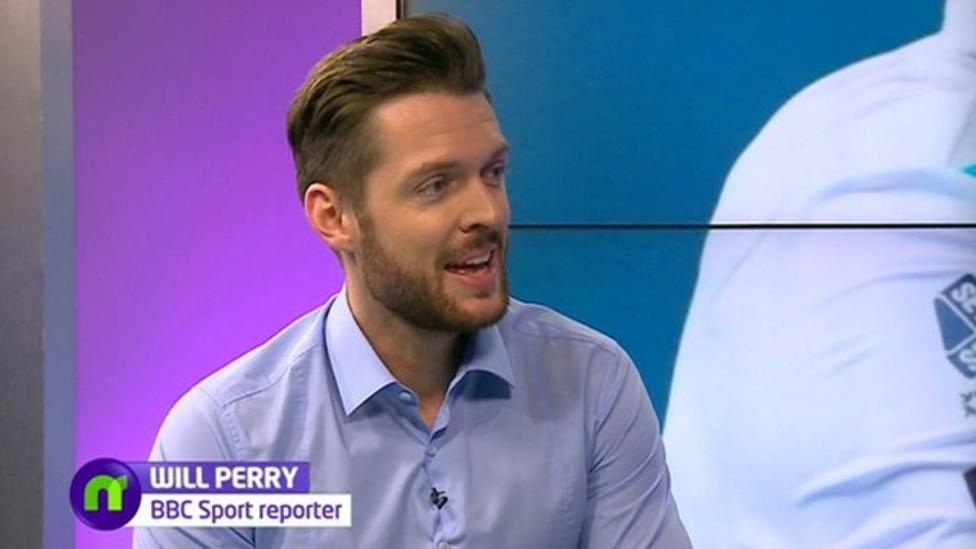 Will Perry talks about Andy Murray