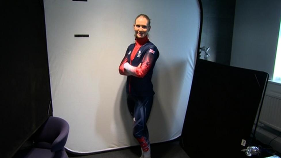 Winter Olympics 2014: Team GB kit unveiled BBC Sport