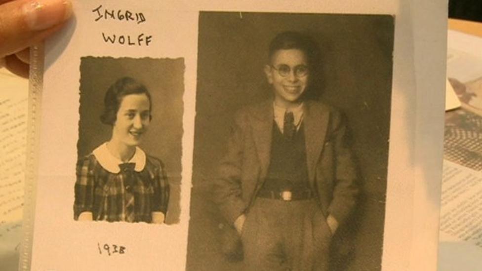 Holocaust survivors tell their story