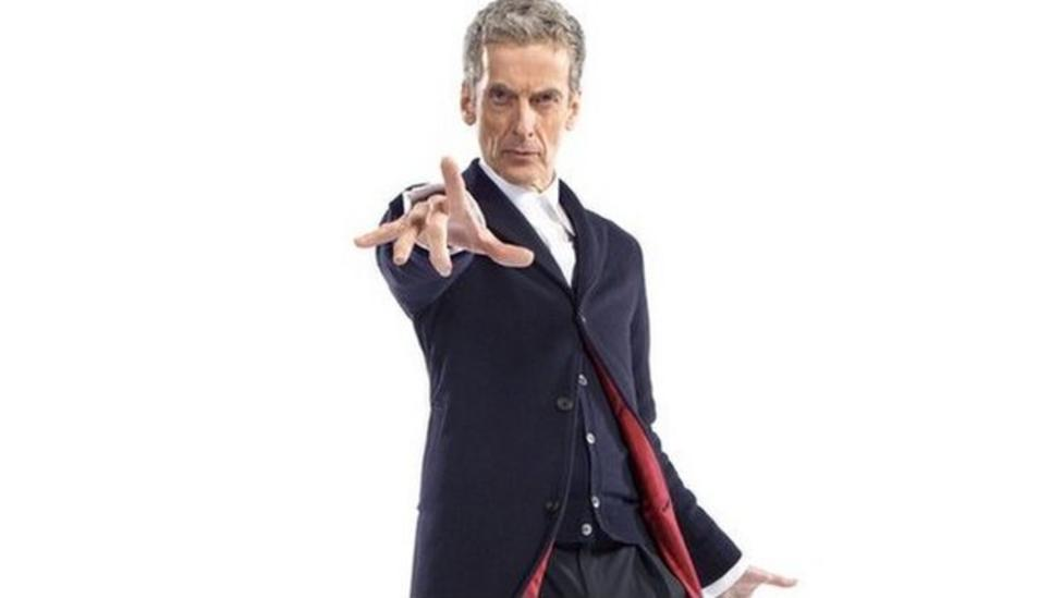 First picture of new Doctor Who costume released