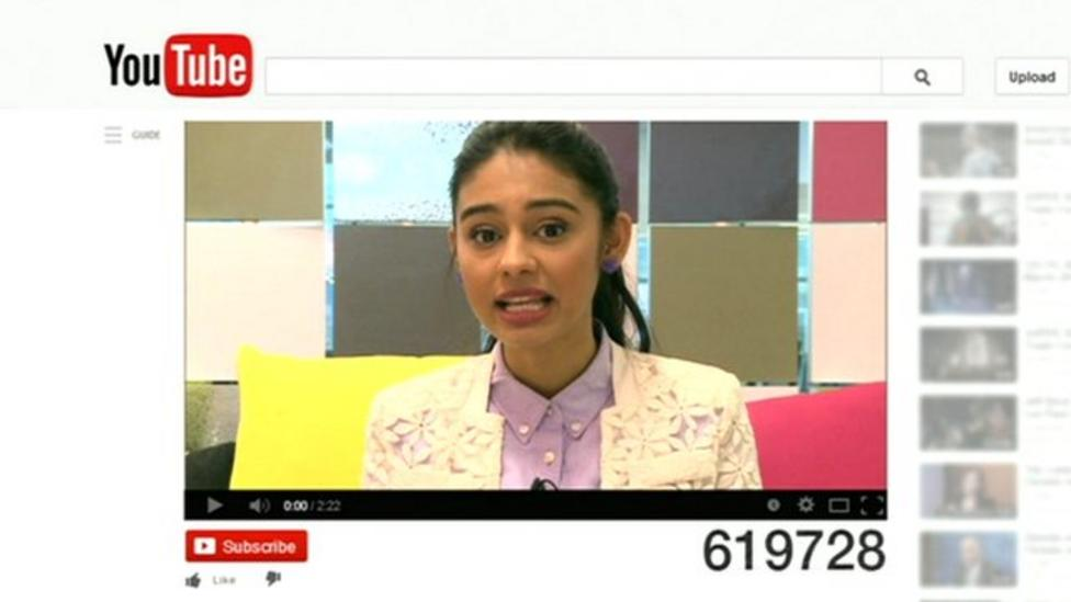 YouTube crackdown on fake video views