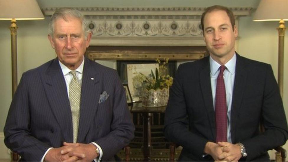 Princes launch wildlife campaign