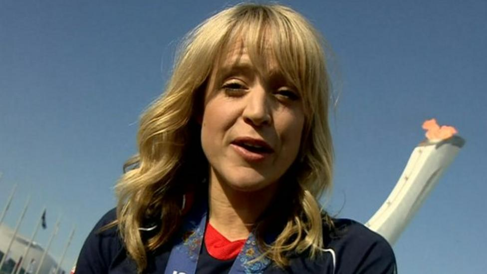 Jenny Jones' top tip for getting good at snowboarding