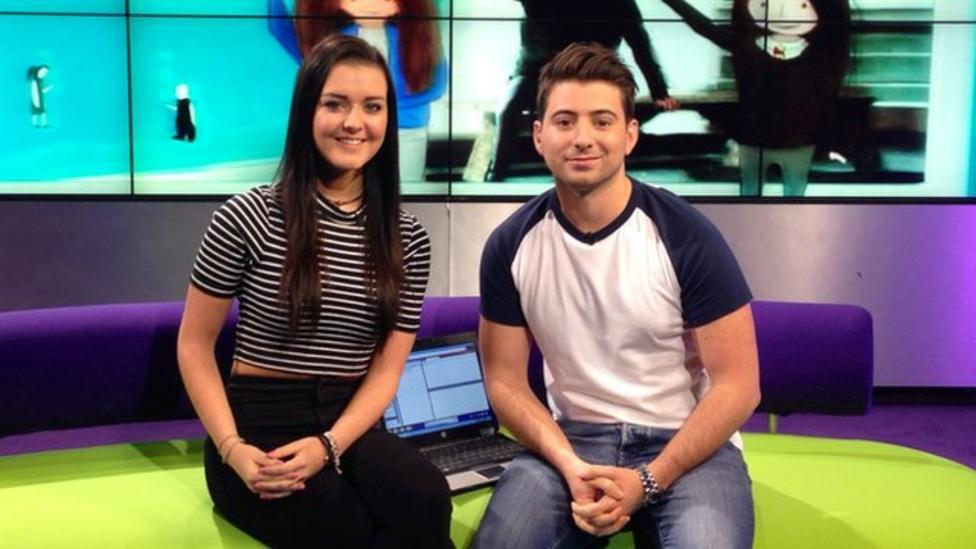 CBBC star was bullied online