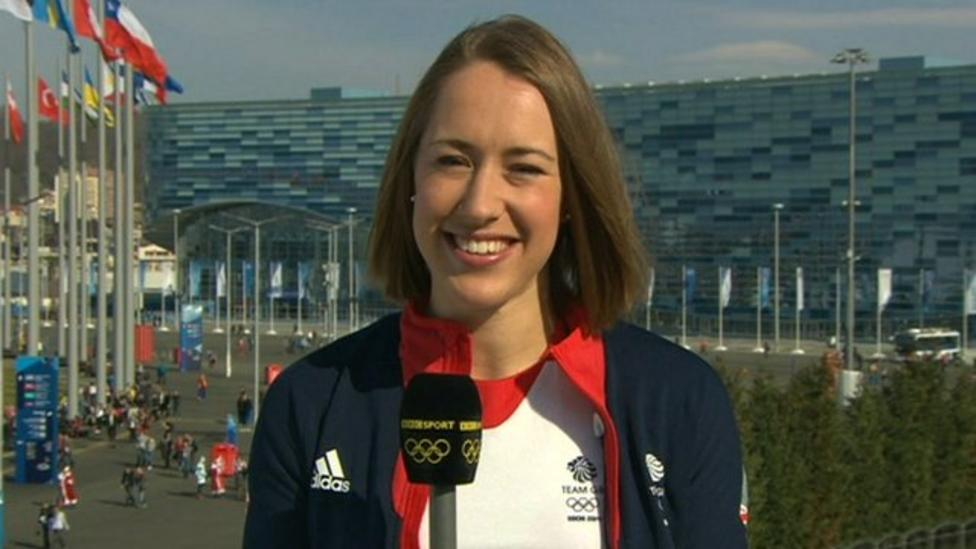 Lizzy Yarnold on moment she won gold