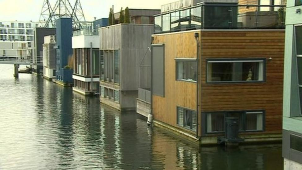 Watch: Building flood-proof houses