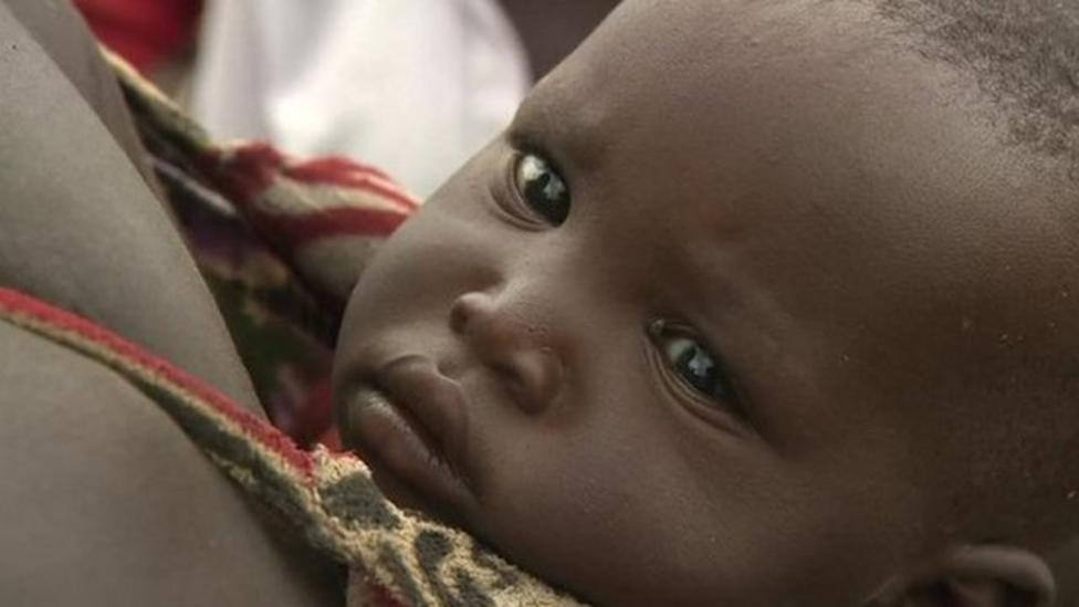 Help needed for mothers in South Sudan