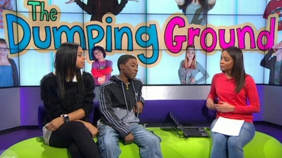 Dumping Ground tackles racism in football