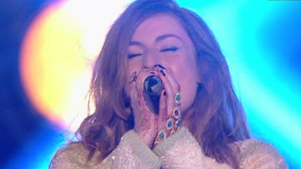 UK's Eurovision act revealed