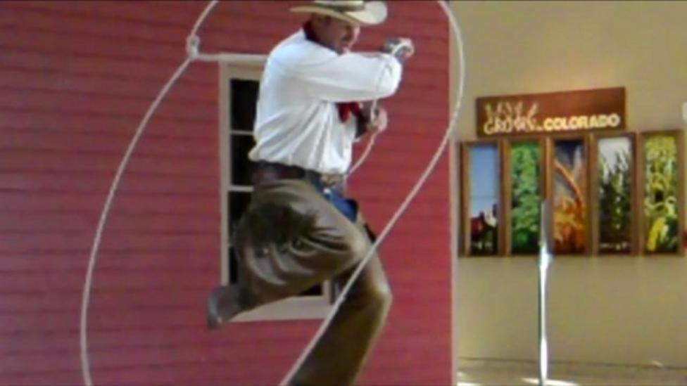 The maths behind cowboy tricks revealed