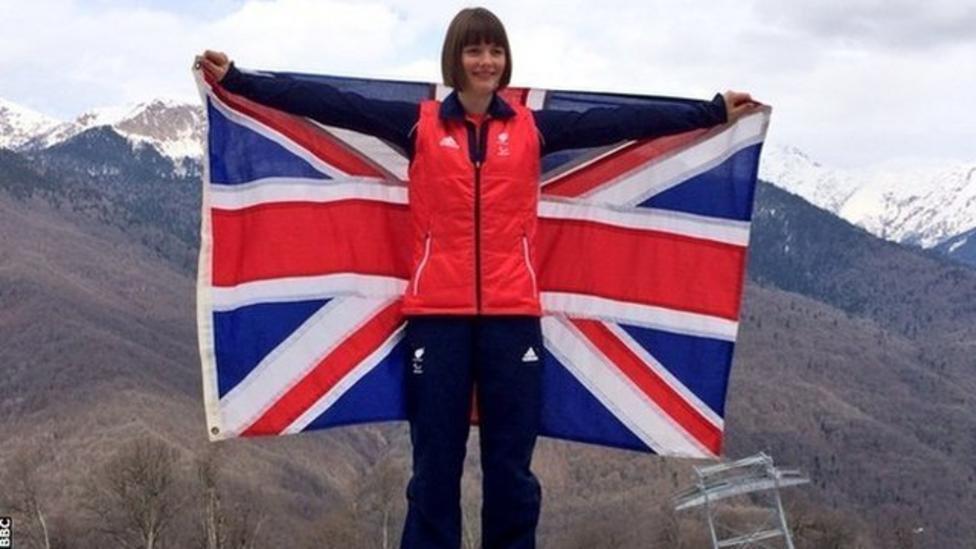 Teen is GB Sochi flagbearer