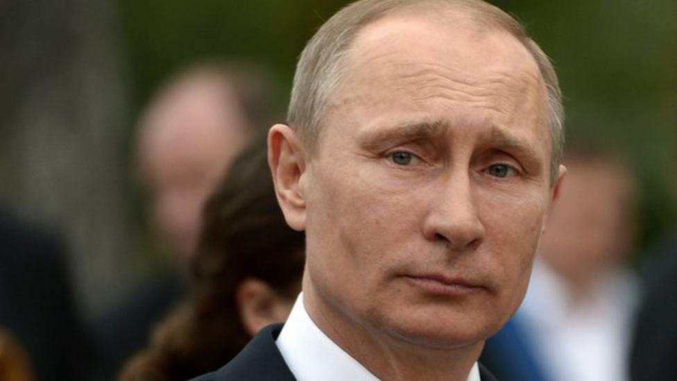 Who is President Vladimir Putin?