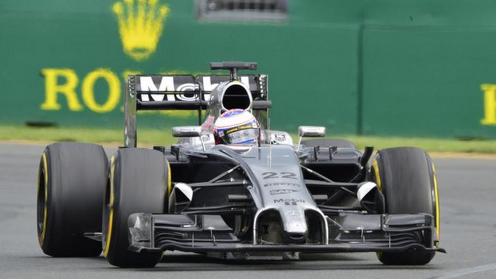 New sound of F1