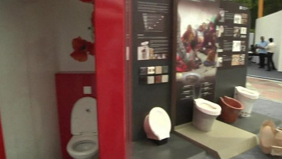 The toilets that could save lives