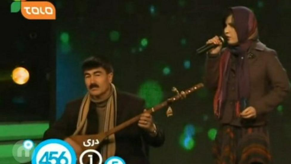 Watch: Behind the scenes at Afghan X Factor
