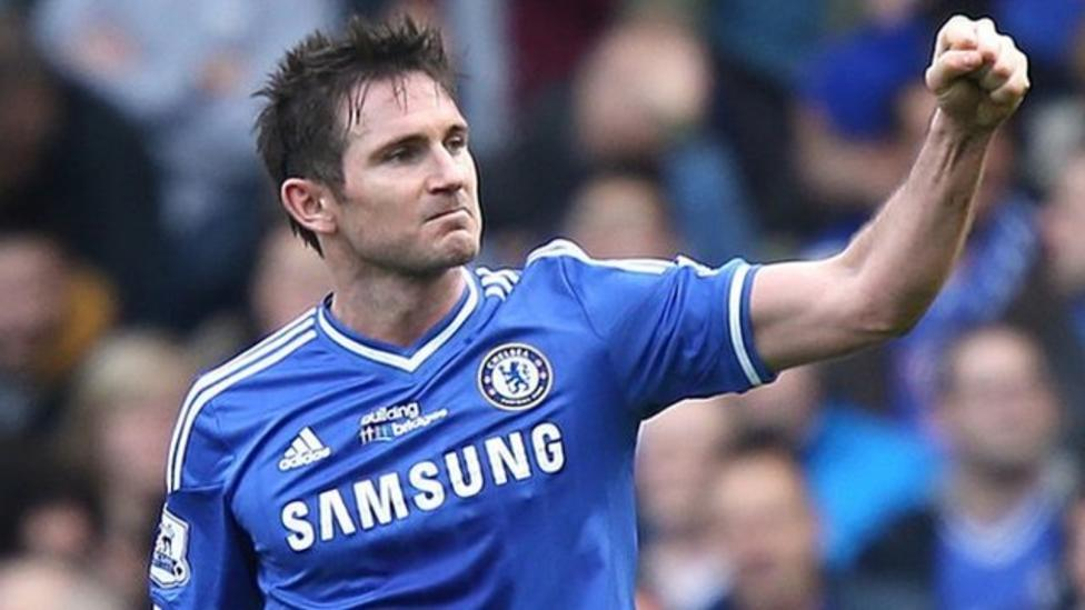 Lampard wants boys to read more