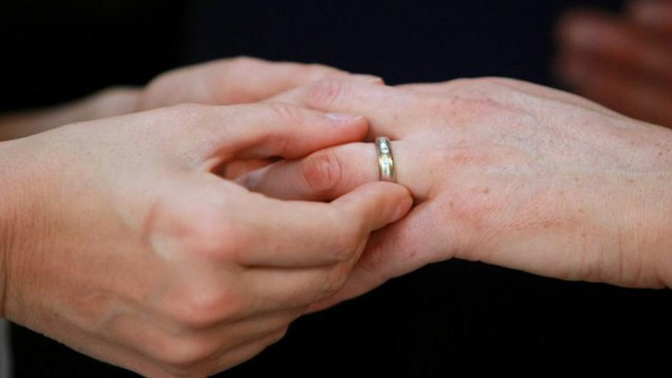 First same-sex weddings take place