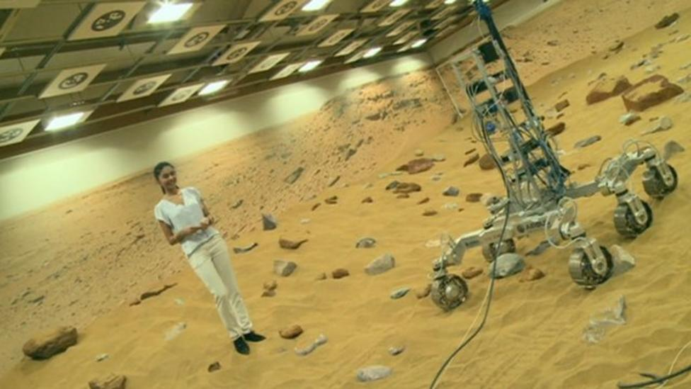 Rovers get ready for life on Mars