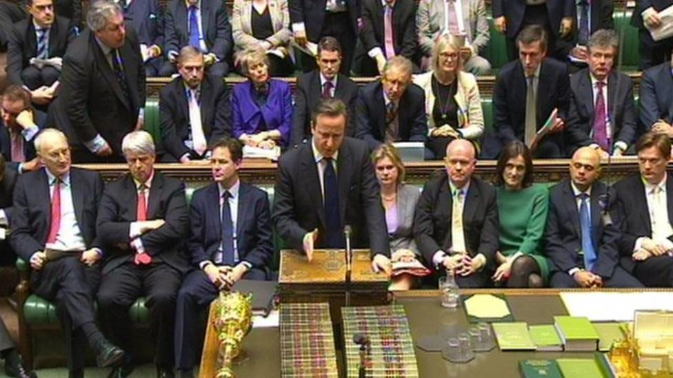'Room for improvement' at PMQs