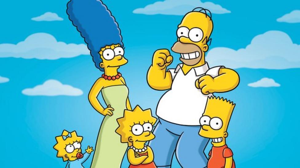 Simpsons get a Lego makeover
