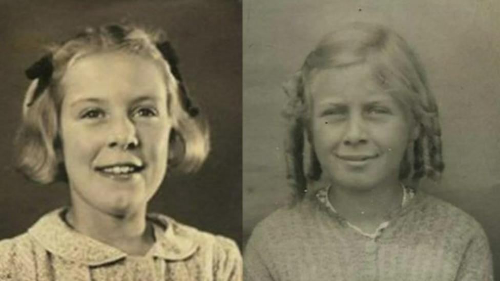 Twins meet up after 78 years apart