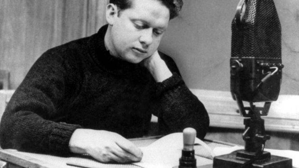 Who was Dylan Thomas?