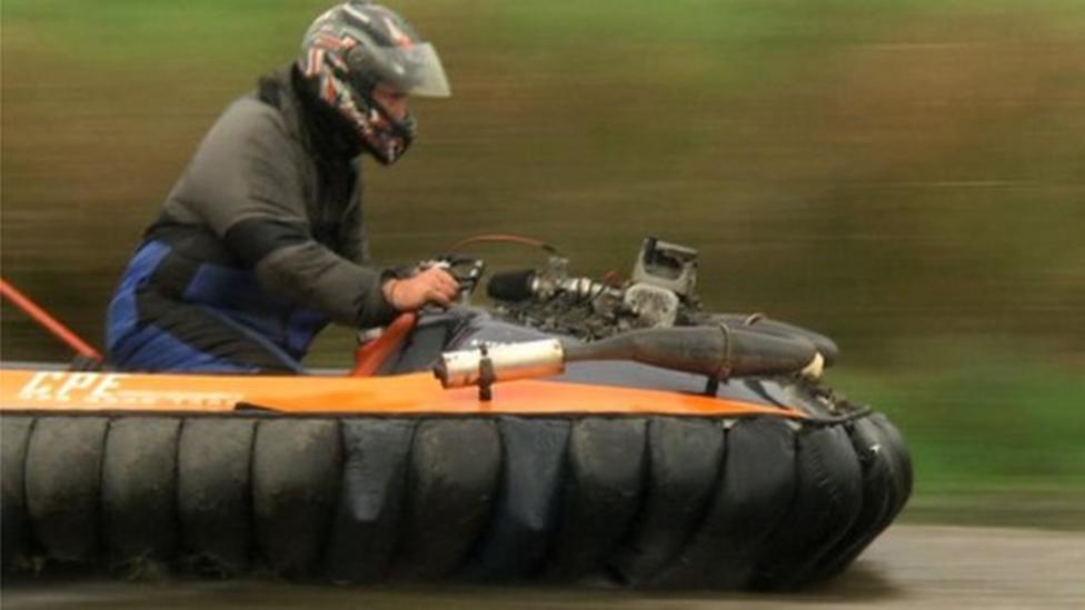 Hovercraft championships get underway