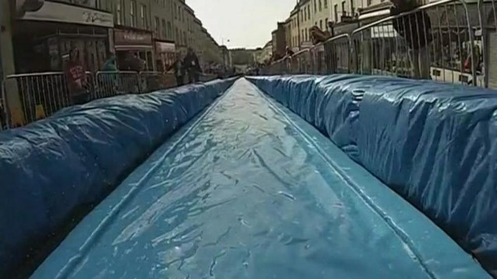 Bristol Slide Headacm