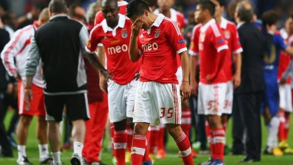 The legendary curse of Benfica FC