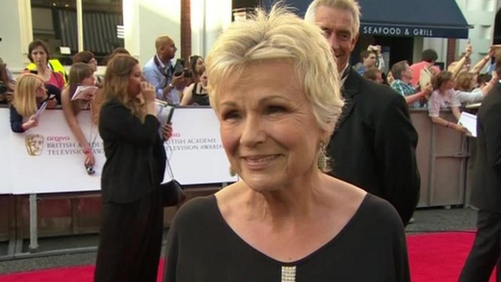 Julie Walters given Bafta's highest honour