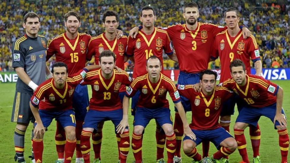 710bb0220 Fifa World Cup 2014  Spain team profile - BBC Sport