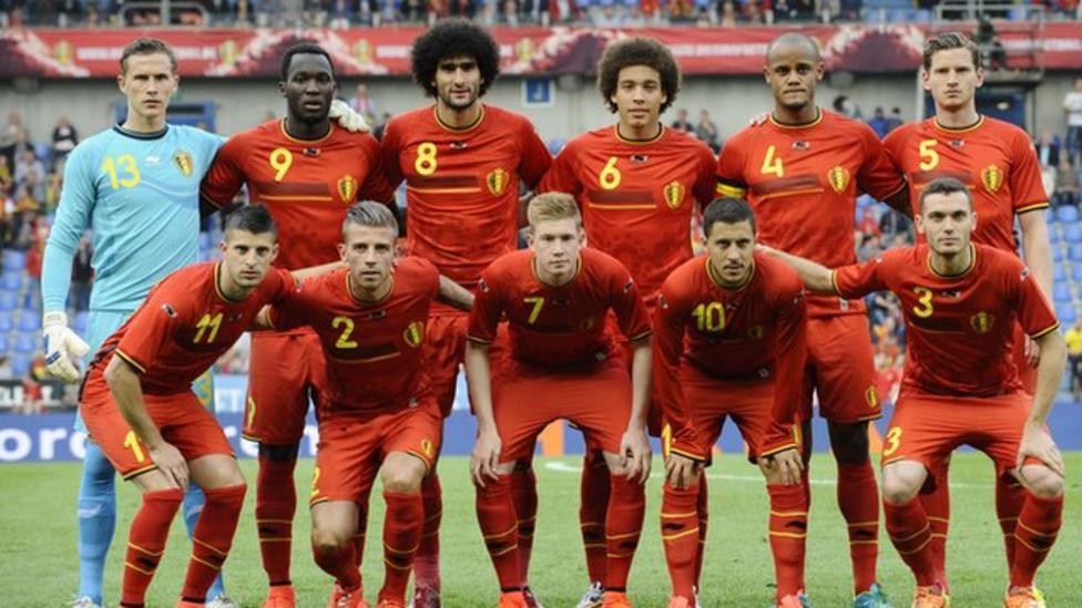 Belgium Squad For World Cup 2018