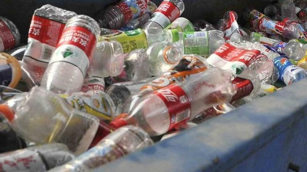 Mixed rubbish causing recycling problems