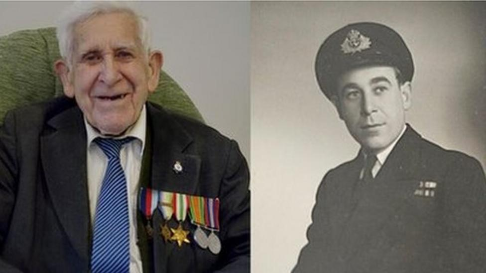 Veteran disappears for Normandy trip