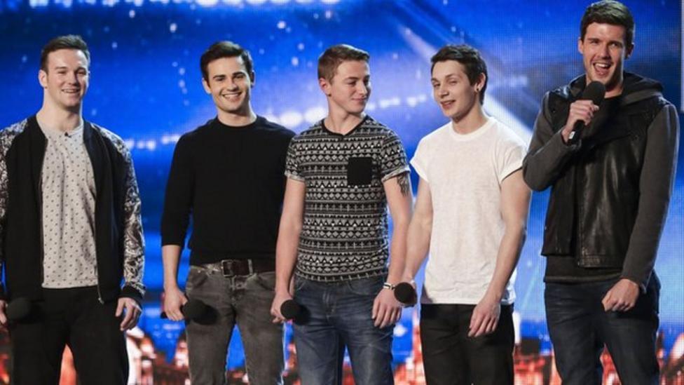 Collabro win Britain's Got Talent 2014