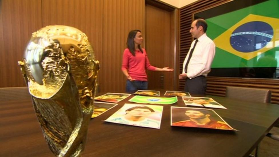 Leah looks into World Cup predictions