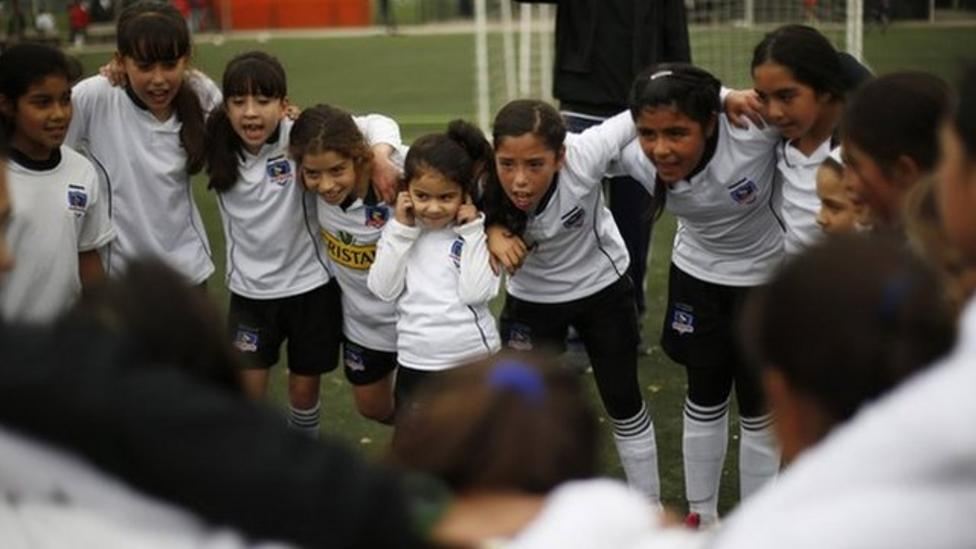 Charity wants more girls playing team sports