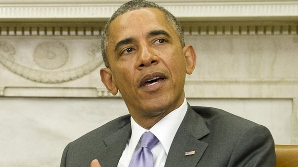 President Obama considering Iraq options