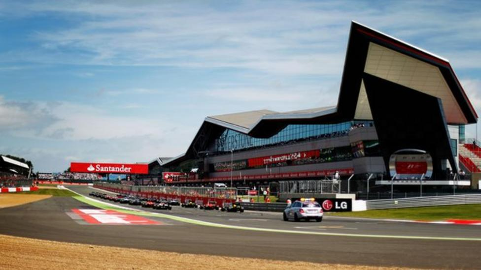 British Grand Prix preview: Silverstone prepares for 50th GP - BBC Sport
