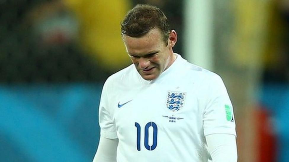England vs Uruguay match report