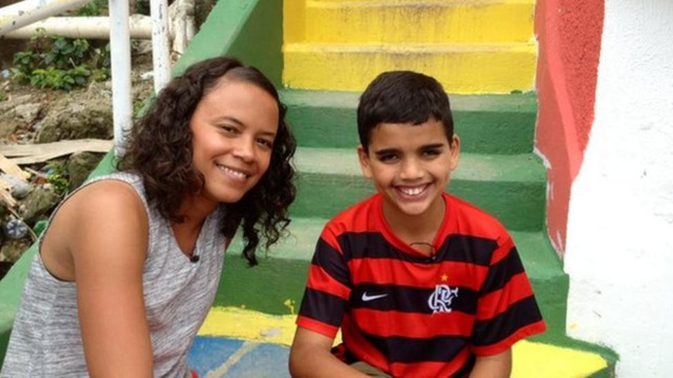 How life's changed in Rio favelas