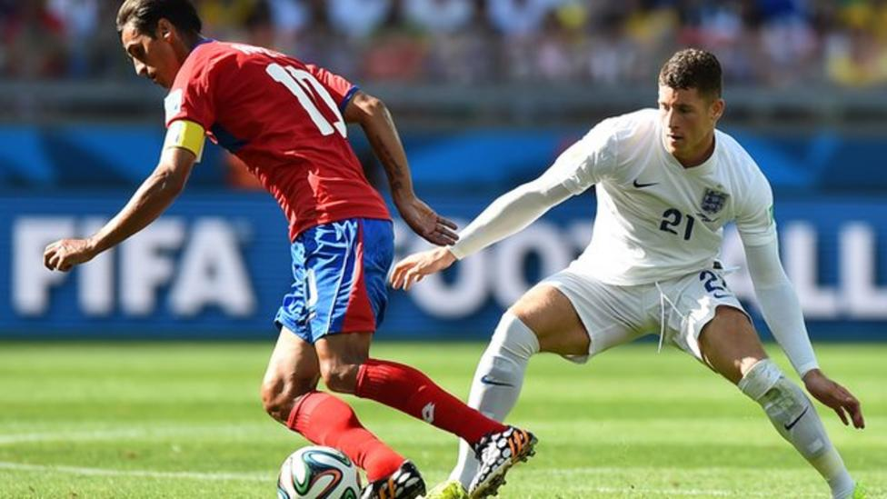 World Cup 2014: England 0-0 Costa Rica highlights - BBC Sport