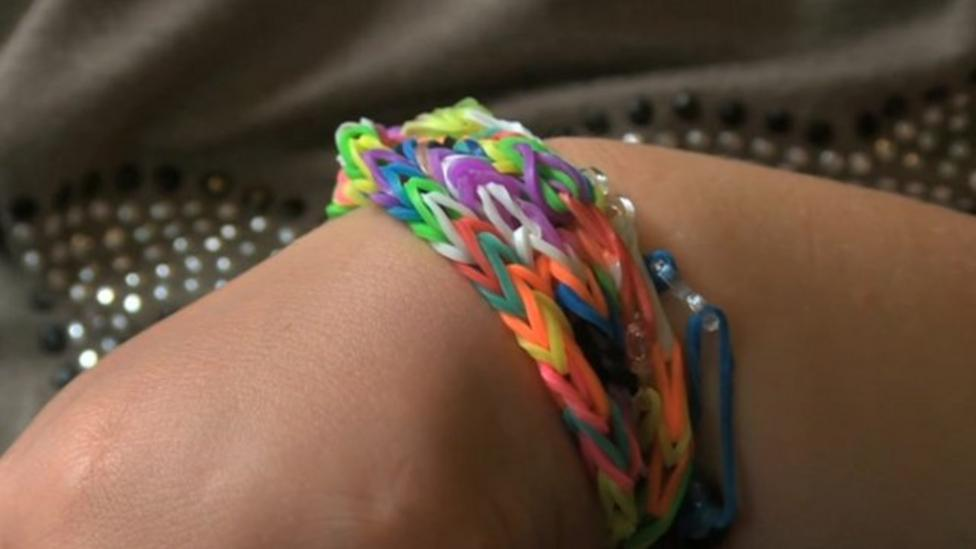 What are loom bands?