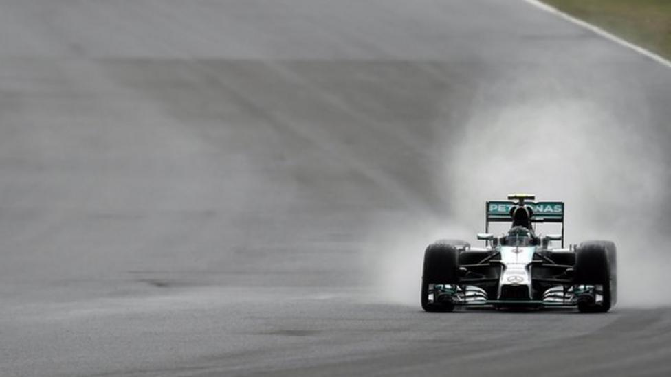 Watch: Behind the scenes at Silverstone