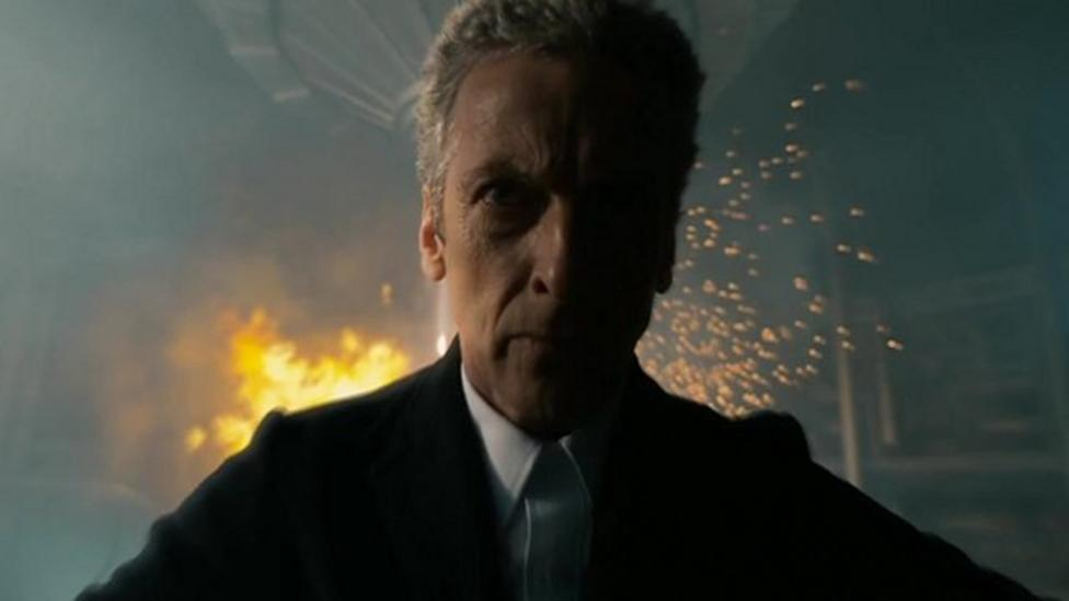 Watch the Doctor Who series 8 trailer