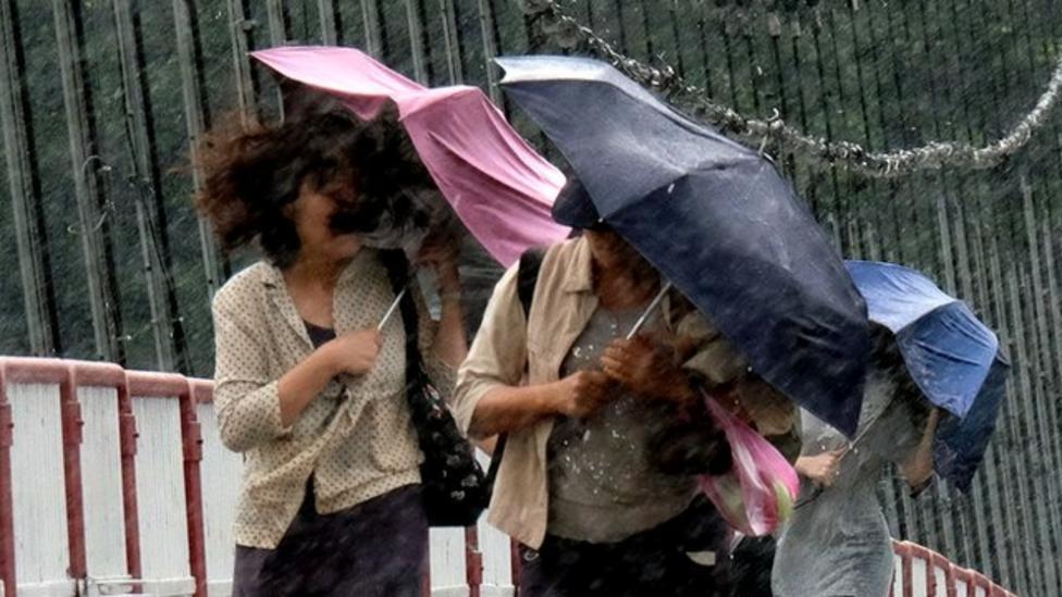 Japan braced for Typhoon Neoguri