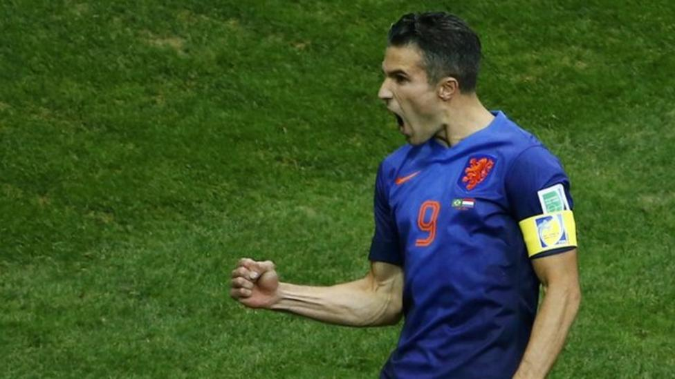 Best goals of the 2014 World Cup