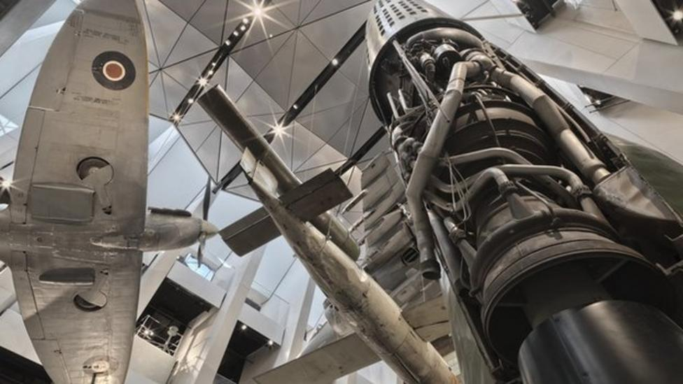 Look inside the Imperial War Museum