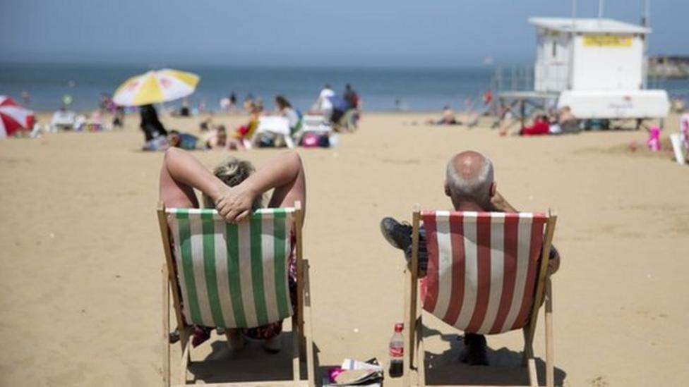Heatwave set to hit UK