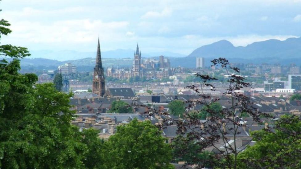 Glasgow 'unhealthiest place' in UK